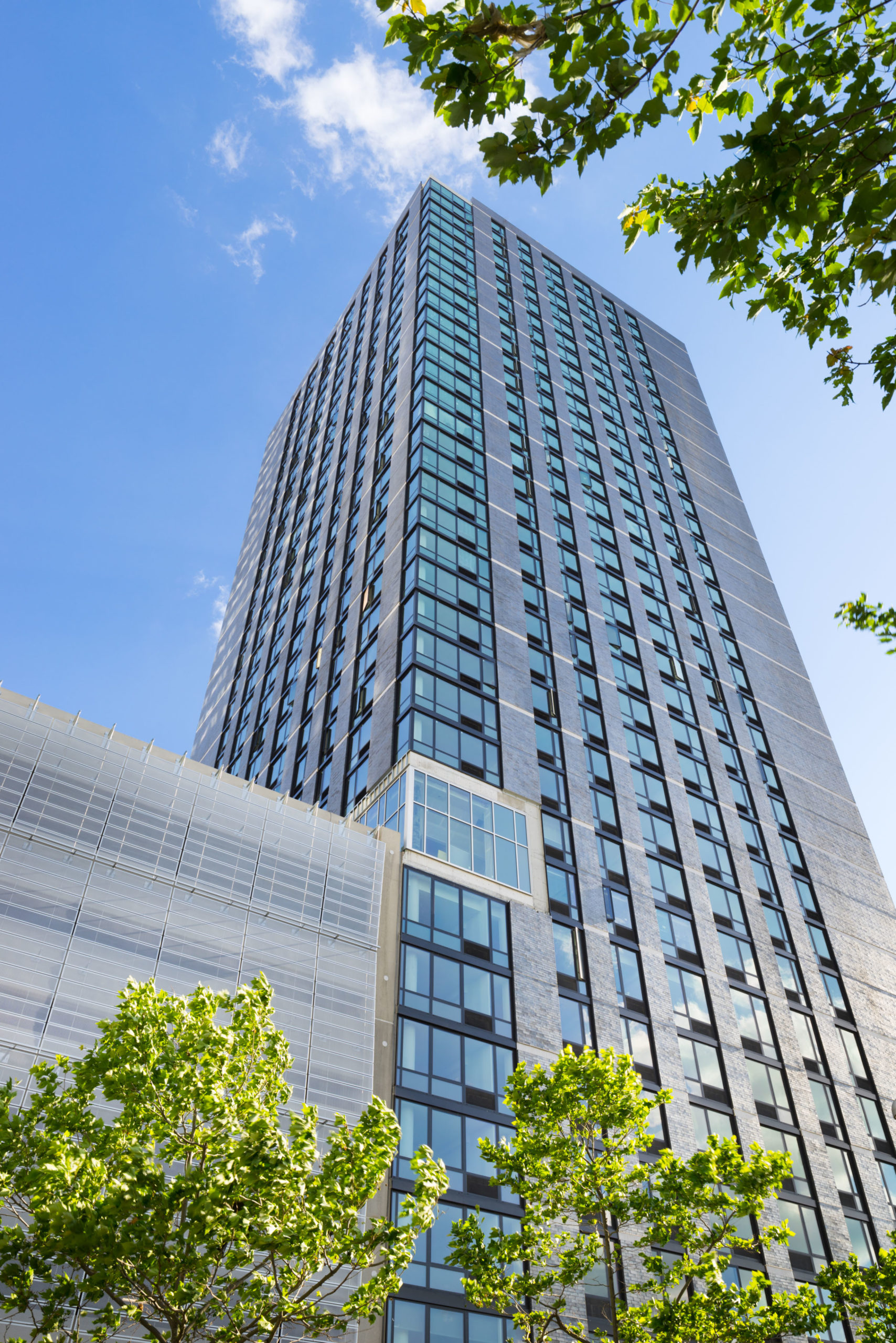 building-upward-ground-view